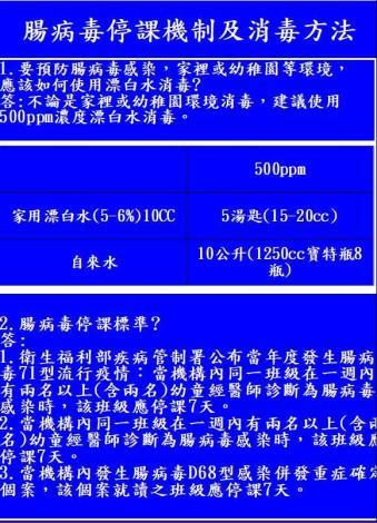 腸病毒停課機制及漂白水配置.JPG
