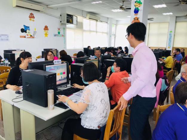 雲林縣109年度衛生福利部志願服務資訊整合系統操作說明研習(第1、2場)